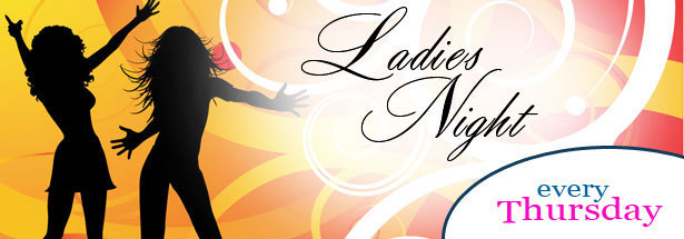 Thursdays Ladies Night